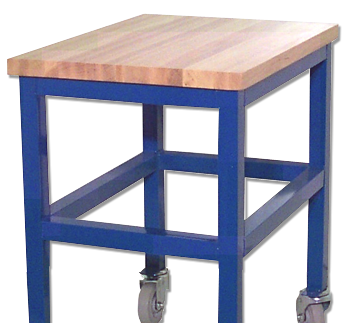 Industrial Shop Stands from Built-Rite